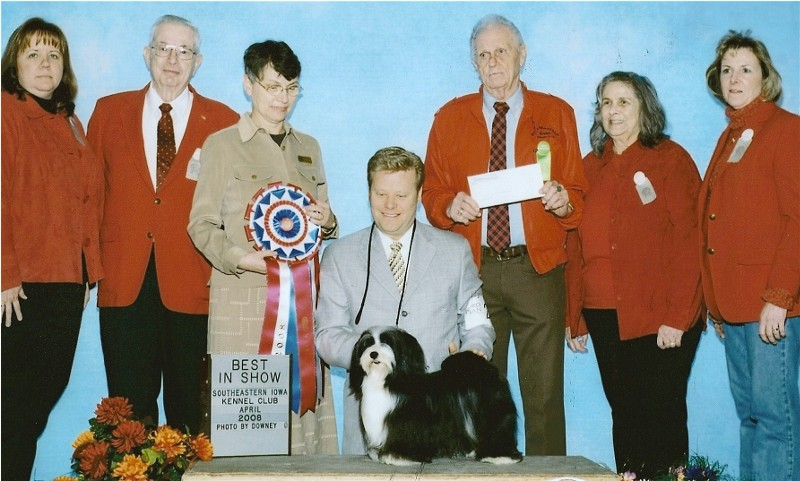 HEARTLAND HAVANESE - BREEDER OF BEST IN SHOW - AM CAN CH BIS BISS HEARTLAND'S  RUMOR HAS IT